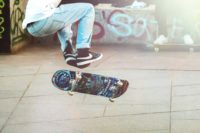 【Open : Skateboard Park in Sasebo! /市内初の公共スケボー広場がオープン!】