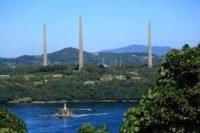 Hario Radio Tower : 旧佐世保無線電信所(針尾送信所)を英語で説明しよう!