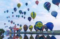 2019 Saga International Balloon fiesta! Check its 40th Anniversary special events!『2019佐賀インターナショナルバルーンフェスタ』が開催!今年は40回記念のスペシャルイベント~!