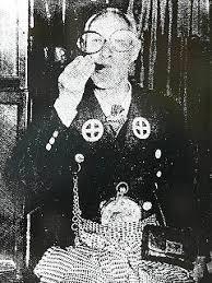 【A famous legendary man: Shinju Tokuda: in Emukae】 【江迎町の伝説の名物男:徳田真寿翁を知っていますか?】