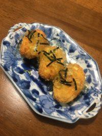 Naoko-sensei's Japanese Recipe No.4 : Nagatanien's Camembert cheese and rice croquette|なおこ先生の和食レシピ ④「永谷園のカマンベールチーズライスコロッケ」|英語でお料理