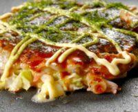 Naoko-sensei's Japanese Recipe No.5 : Okonomiyaki /なおこ先生の和食レシピ⑤「お好み焼き」|英語でお料理