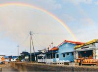 Cafe by the sea : BUCO CAFÉ      海辺のカフェ:ブーコカフェ【川棚】【オシャレ】【話題】【リノベ】