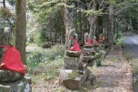 【Tangible cultural assets: 88 stone statues of Buddha】 【西光寺八十八箇所石仏群:上柚木町:有形民族文化財】