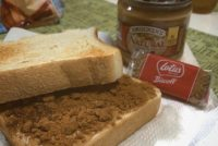 【Breakfast】Sasebo's real meals at home: peanut butter toast with a twist【ピーナツバターと〇〇!?】佐世保に住む外国人のリアルな朝食メニュー:させぼんごはん#12【トースト編】【朝ごはん】
