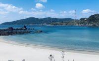 【大自然】佐世保から車で45分!春の海で自然を満喫♪【ビーチ】Spring beach:45 min drive from Sasebo【Nature】【Saikai】【西海市】