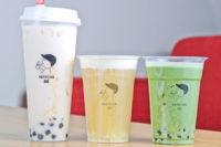 "【Cafe in Sasebo】Cheese Tea & Boba ""HEFKCHA ""|  ""甘党""って英語で何て言う? 「HEFKCHA 宣喜茶」【島瀬町】"