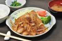 【Cooking】Ginger Pork (Shogayaki)   Naoko-sensei's Japanese Recipe No.11  「豚の生姜焼き」なおこ先生の和食クッキング⑪【英語のレシピ】