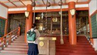 何事にも打ち勝つ!開運の神様「宮地嶽神社」へお朔日参り!&「佐世保空襲慰霊碑」【名切】Visit to Miyajidake Shrine & Sasebo Air Raid Memorial Monument