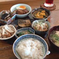 「家庭料理 ななか」でランチ Lunch at authentic Japanese home- cuisine restaurant : Nanaka【Sasebo】【佐世保ランチ】【食レポ】