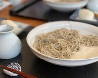手打蕎麦「さざの季(とき)」で十割蕎麦をいただく Saza no Toki – authentic handmade soba noodles at rustic hideout 【吉井・佐々へプチトリップ①】【のんびり女子旅】