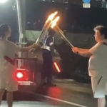 "<span class=""title"">【動画】オリンピック聖火リレー in 佐世保市 Olympic Torch Relay in Sasebo video【Tokyo2020】【感動】</span>"