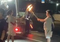 【動画】オリンピック聖火リレー in 佐世保市 Olympic Torch Relay in Sasebo video【Tokyo2020】【感動】