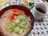 【Cooking】Cold Somen Noodles 101| Naoko-sensei's Japanese Recipe No.16 |「基本のそうめん」 なおこ先生の和食クッキング⑯【英語のレシピ】