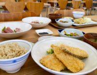 Mottainai Shokudou(もったいない食堂) | Fresh Fish Meal Set at Sasebo's Fish Market | 佐世保魚市場にある高コスパの魚定食【相浦】