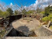 【タクローツアーズ③】佐世保観光マイスター と行く!空中日本遺産とお花見アフタヌーンティー Takuro Tours Sasebo #3:Remains of Anti-aircraft Battery Sites on Mt. Yumihari【弓張岳】