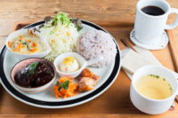 Café Bonheur: Kawaii Lunch on the Hill /カフェ・ボヌール de かわいいが詰まったランチ【森きらら方面】